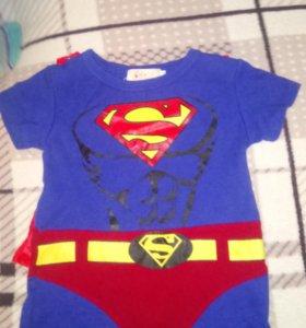 Боди супермена