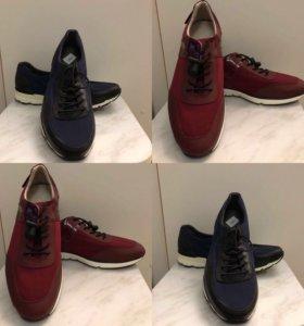 Туфли кроссовки мокасины