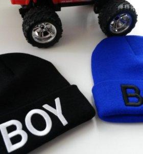 Новые детские шапки