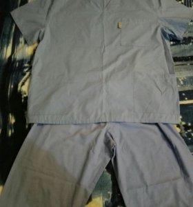 Хирургический костюм мужской