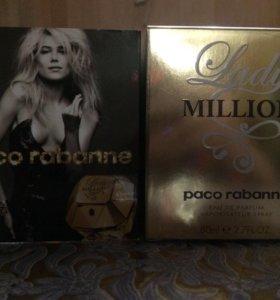 PACO RABANNE Lady MILLION