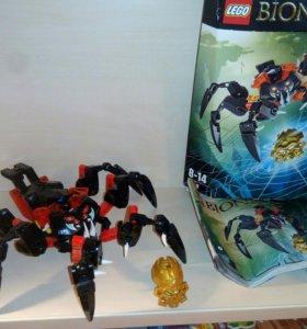 70790 Lego Bionicle Лего Бионикл Паучий череп