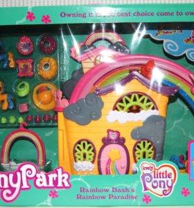 Домик PonyPark Little Pony