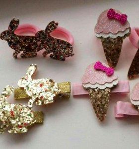 Мороженое,зайчики
