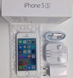 iPhone 5s 32gb, оригинал, есть др. цвета и модели.