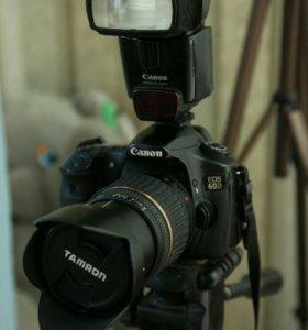 Фотоаппарат Кенон 60D Canon 60D