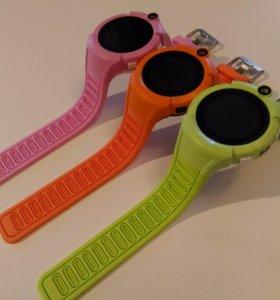 Детские смарт часы с GPS Q610