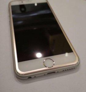 Защитное 3D стекло iPhone 6, 6S