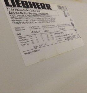 Запчасти для холодильников LIEBHERR