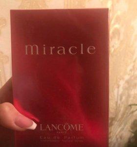 Духи Lancome Miracle ланком ,100мл