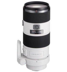 Sony 70-200mm f/2.8G (SAL-70200G)