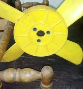 Вентилятор от ваз 2106