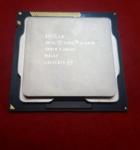 CPU Intel Core i5-3470 LGA1155 новый