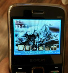 Nokia е52, explay q230, Alcatel one touch 4030d
