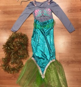 Карнавальный костюм «Русалочка»