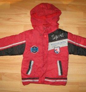 Куртка детская. Зима