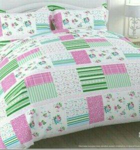 2-спальное постельное из бязи Гост+беспл.доставка