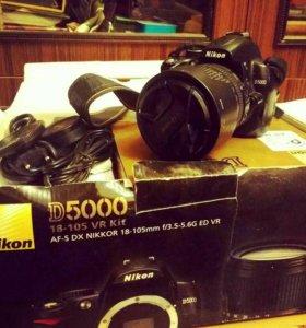 Фотоаппарат Никон Д5000
