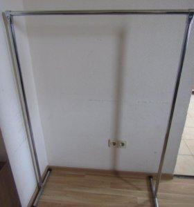 Вешало (вешалка) напольная для одежды Эконом