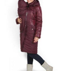 Слингокуртка (куртка для беременных)