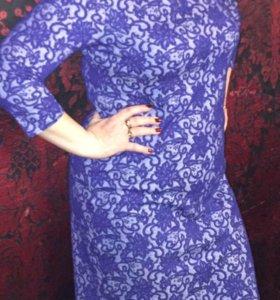 Платье «под гипюр»