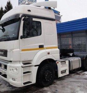 Седельный тягач КАМАЗ 5490-99010-87 (S5)
