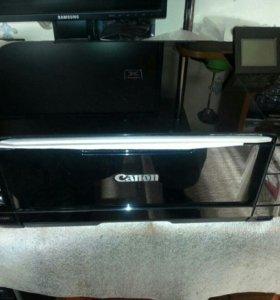 Принтер+сканер+копир 3800руб