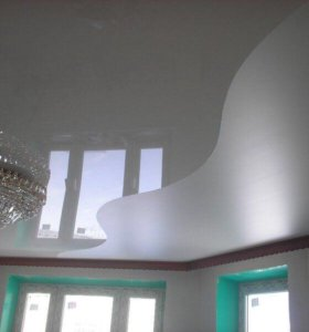 Натяжной потолок L206