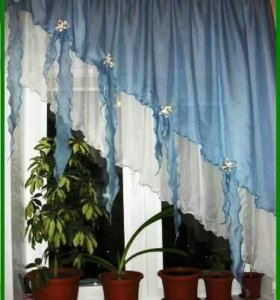 Шью шторы любой сложности на заказ.