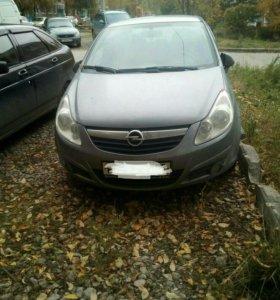 Opel Korsa
