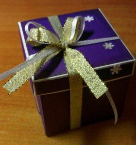 Magic box с золотым шаром