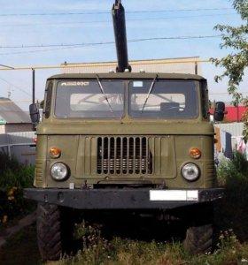 Газ-66 Ямобур бкм-302