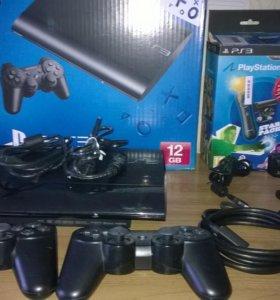 PlayStation 3. (12Gb)