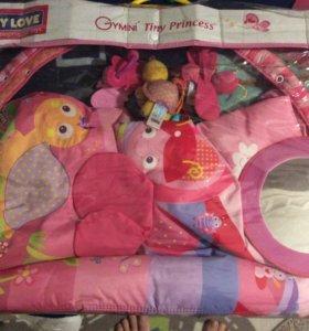 Детский развивающий коврик Tiny love princess