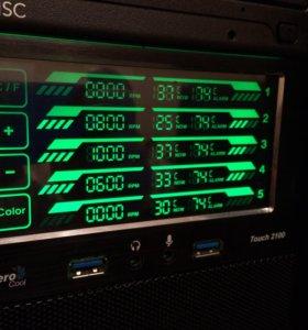 Игровой компьютер i7-3820 CPU 3.60 GHz