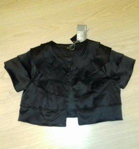 Пиджак укороченный (болеро)
