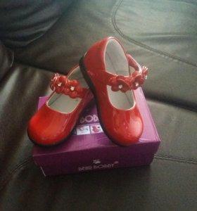 Туфельки для вашей крошки!