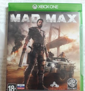 Xbox One.Mad Max.