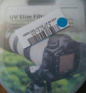 UV Slim filter 62mm