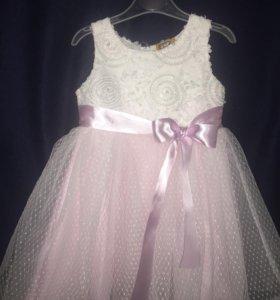 Платье 2-3 г