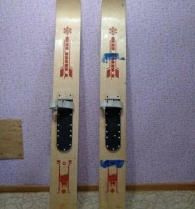 """Лыжи деревянные """"Тайга"""""""