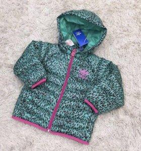Новая детская курточка Adidas!