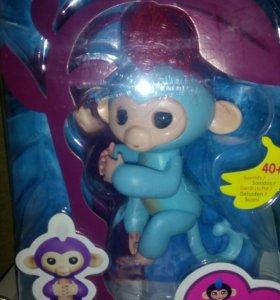 Funny Monkey( интерактивная обезьянка)