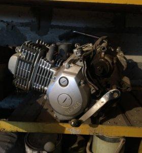Двигатель от мотоцикла