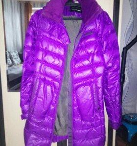 Куртка-пуховик зимняя женская