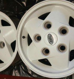 Диски Ленд Ровер колесные R 16(4 шт)