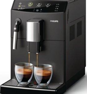 Кофемашина Philips HD 8827/09 новая.