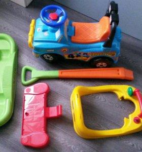 Детская машина-качалка