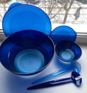 Тupperware набор посуды Элегантность