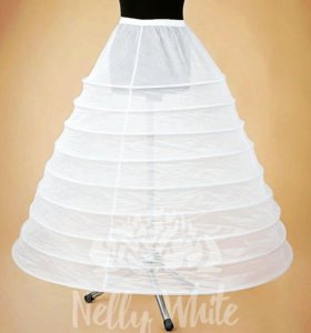 Подьюбники под свадебные платья